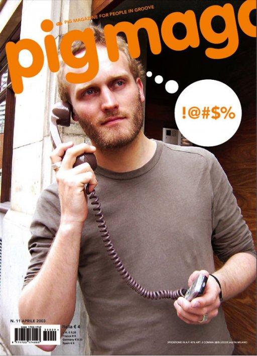 PIG Magazine Pokia Phones