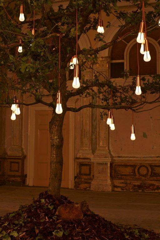Plumen-Glowing-Oak-installation-at-Designersblock-2014-3  Hulger